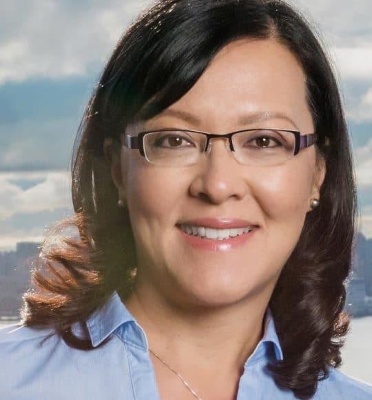 Dr. Erika Komagata of Vancity Dental.