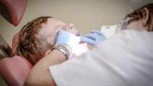 Child Dental Appointment at Vancity dental